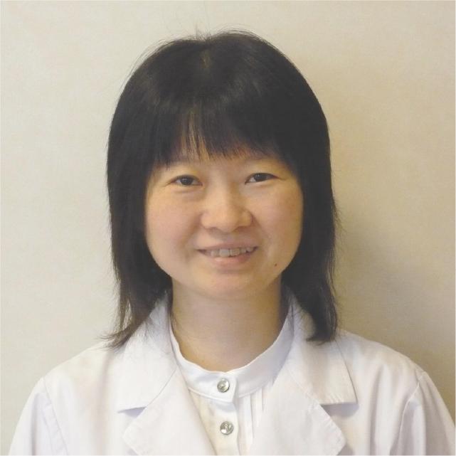 内科外来、画像診断、在宅医療、担当医師古妻恭子の写真